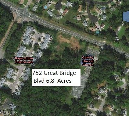 Photo 1 of 752 Great Bridge BLVD, Chesapeake , VA  23320,
