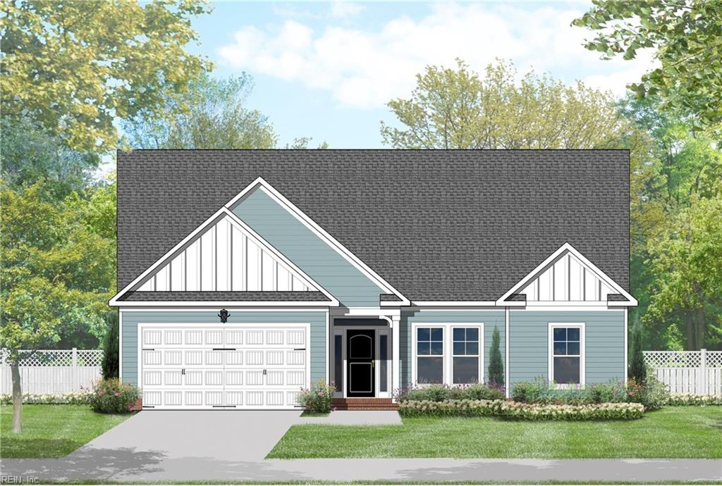 WAVERLY WITH COASTAL ELEVATION - Traditional and Craftsman Elevations Also Available