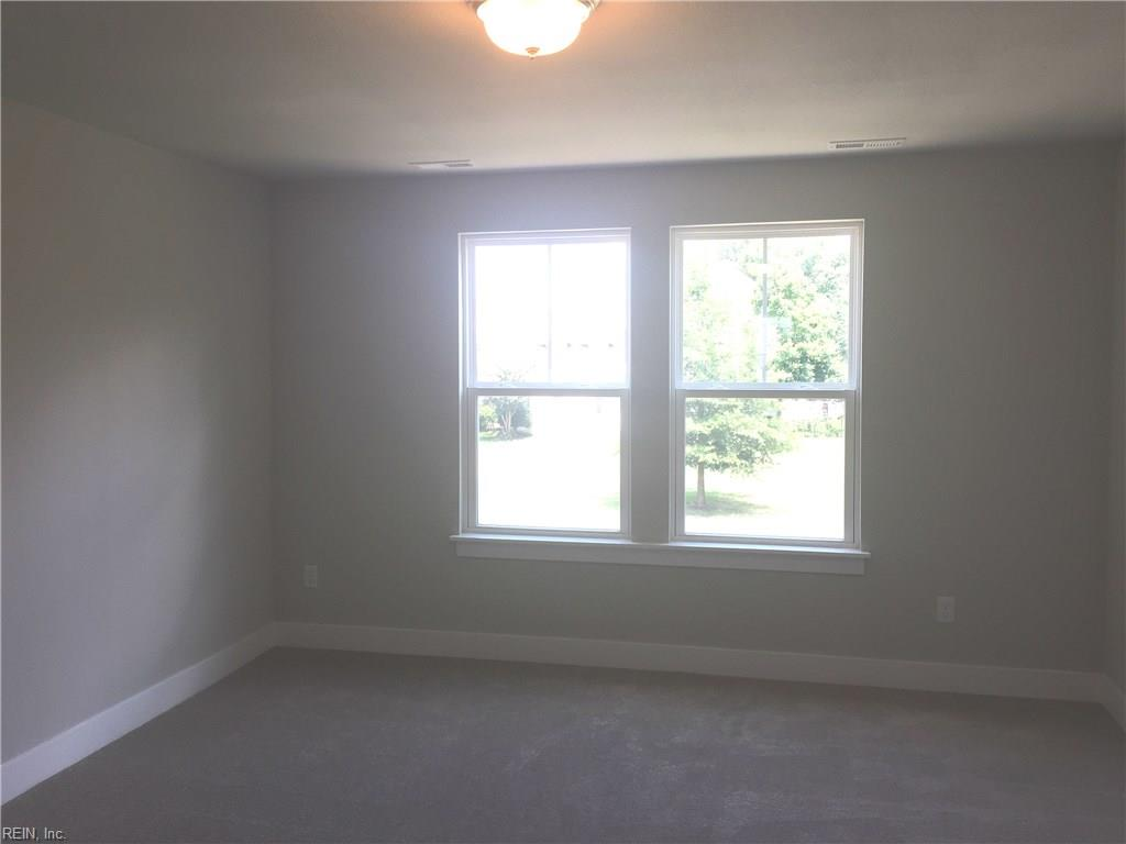 One of 2 large bedroom on 2nd floor
