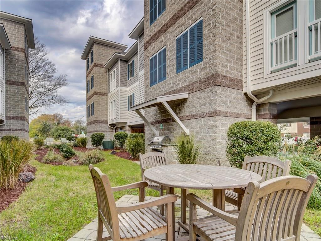 One of two picnic tables are always ready for use! Grill up some steaks and carry them over to the table for lunch! The picnic tables are INCLUDED with the condo fees, and are available on a first-come, first-serve basis!