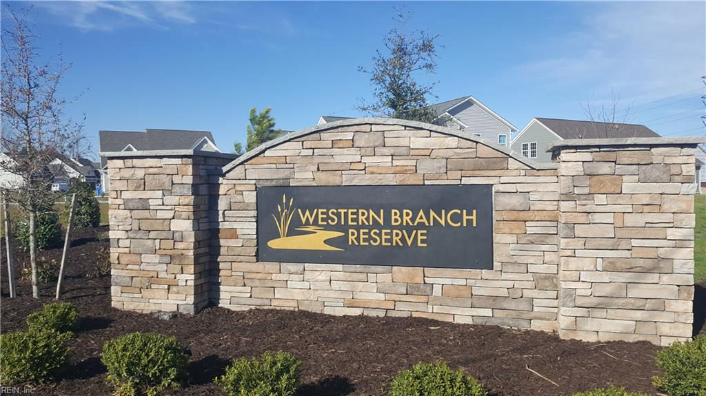 Welcome Home To Western Branch Reserve