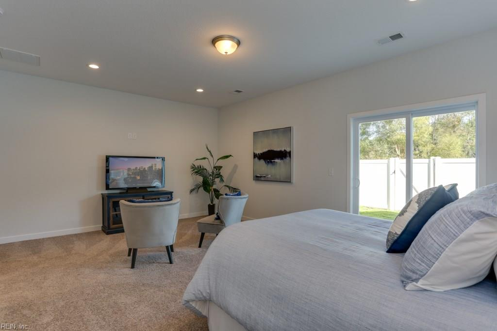 In Law Suite. Photo shown similar to home built
