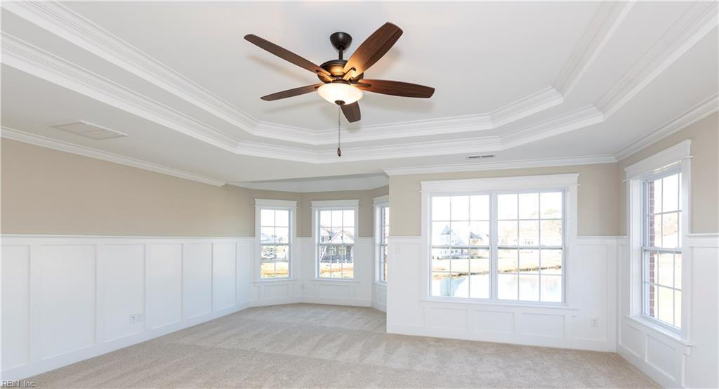 Master Suite with sitting area.
